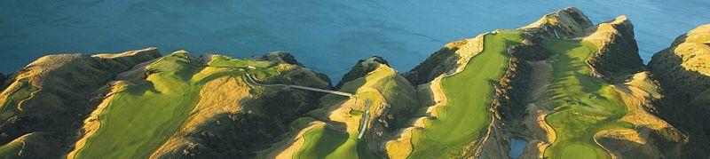 Golf Nouvelle Zélande 1