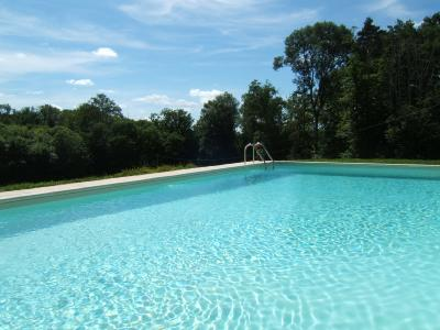 Le charme piscine