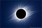 Eclipse soleil Inde